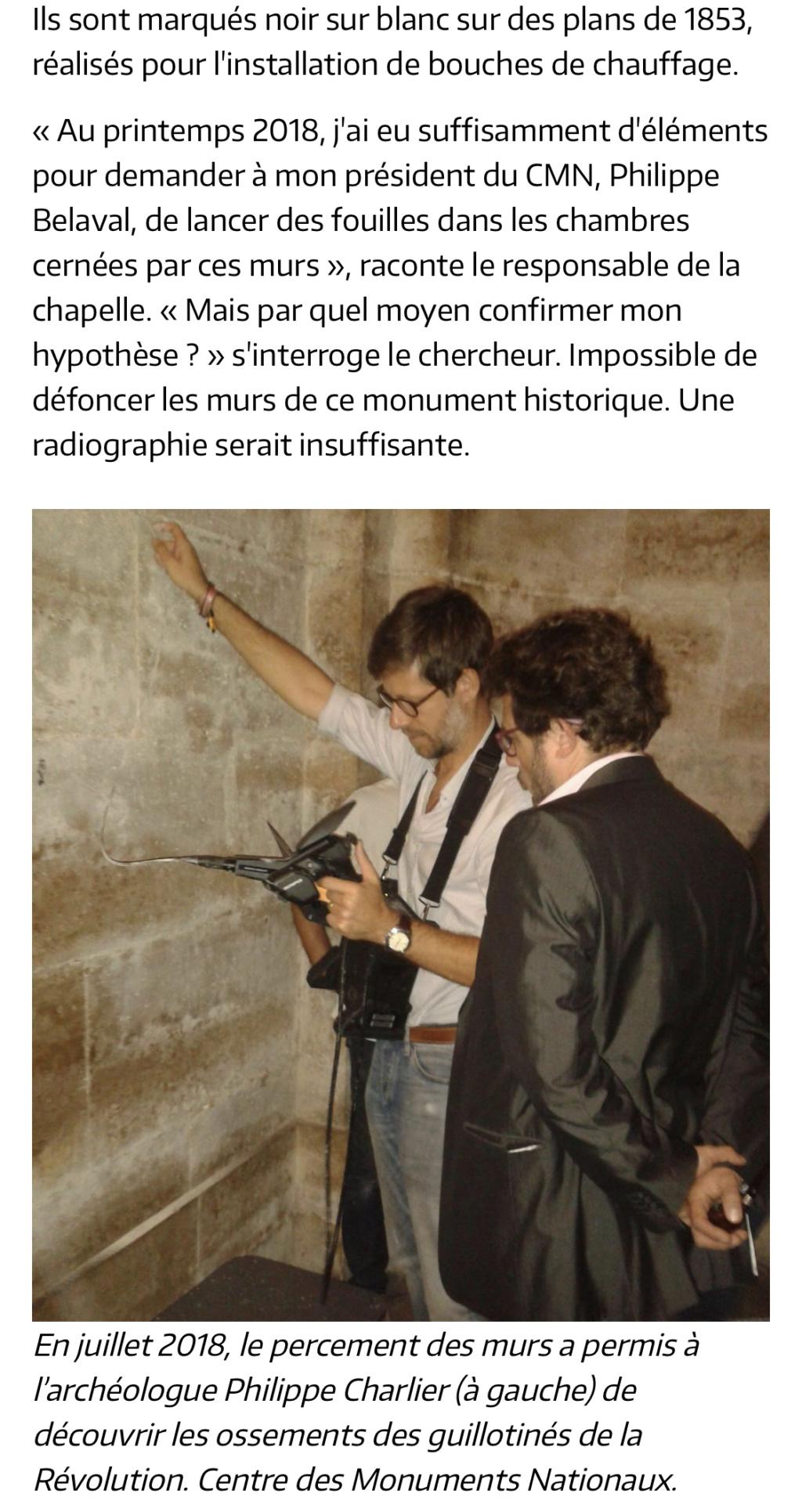 La chapelle expiatoire du square Louis XVI, à Paris - Page 3 901bb110