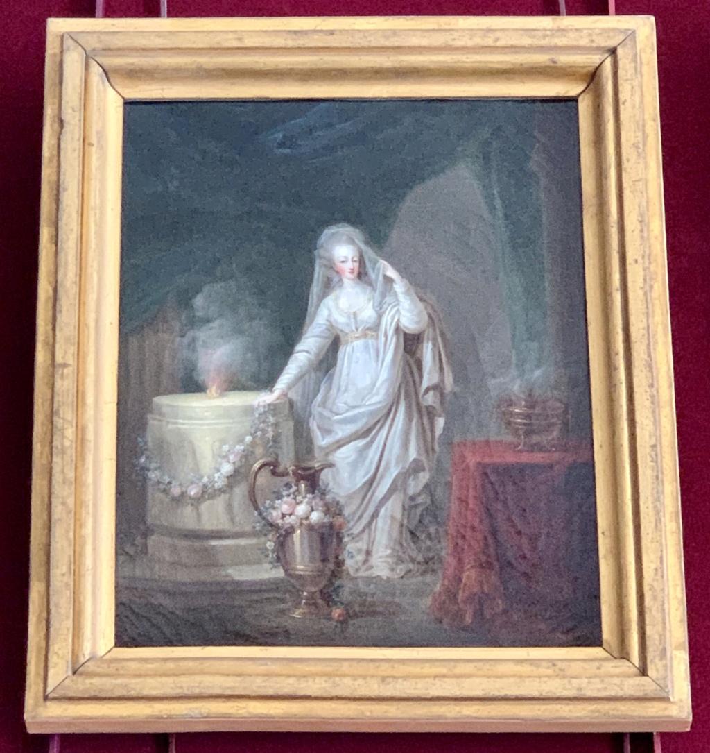 Portraits de Marie-Antoinette et de la famille royale par Charles Le Clercq - Page 3 915c2d10