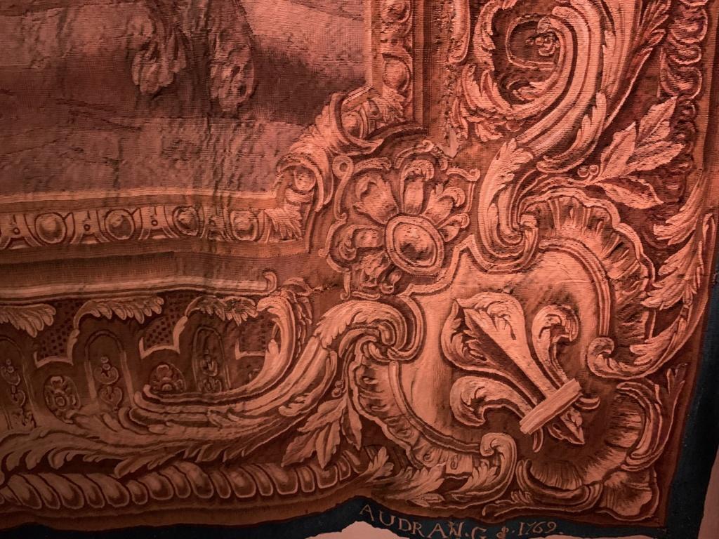 Les visites des archiducs Maximilien et Ferdinand d'Autriche, à Versailles 92bc5110