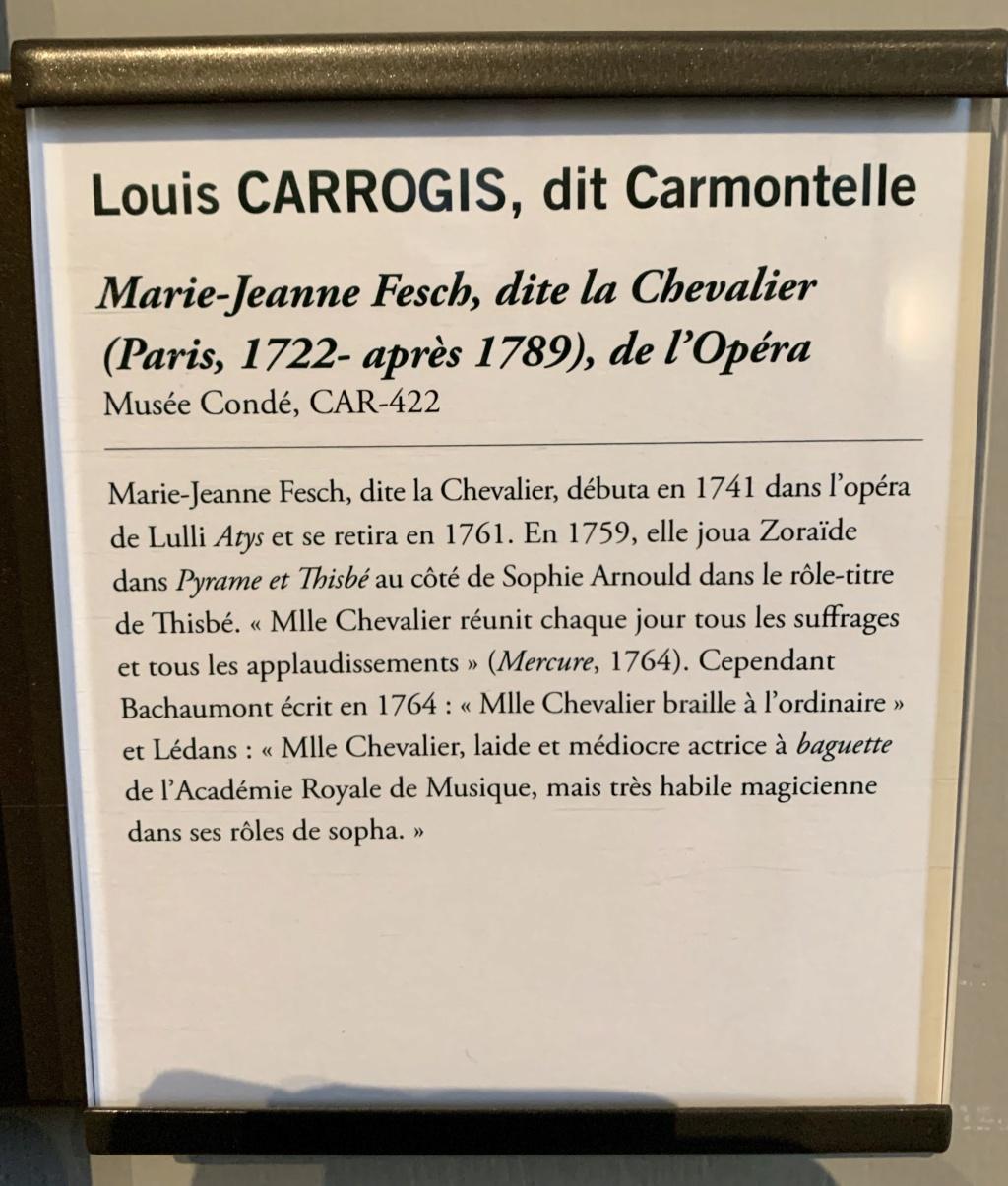 Exposition CARMONTELLE ou la douceur de vivre à Chantilly ! 98598e10