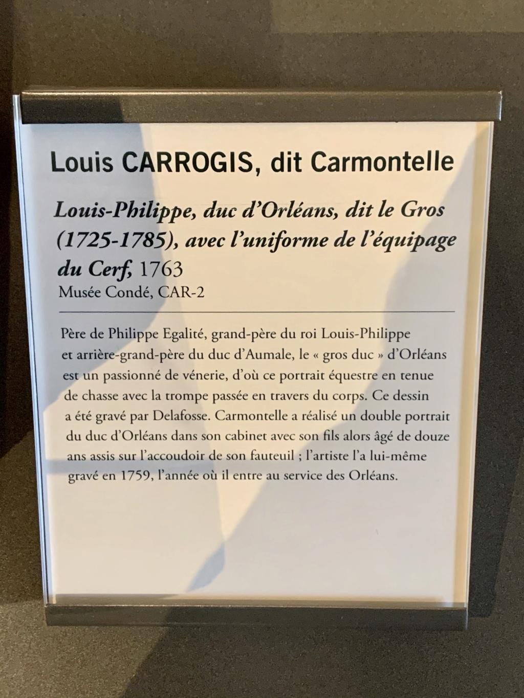Exposition CARMONTELLE ou la douceur de vivre à Chantilly ! 9afaf110