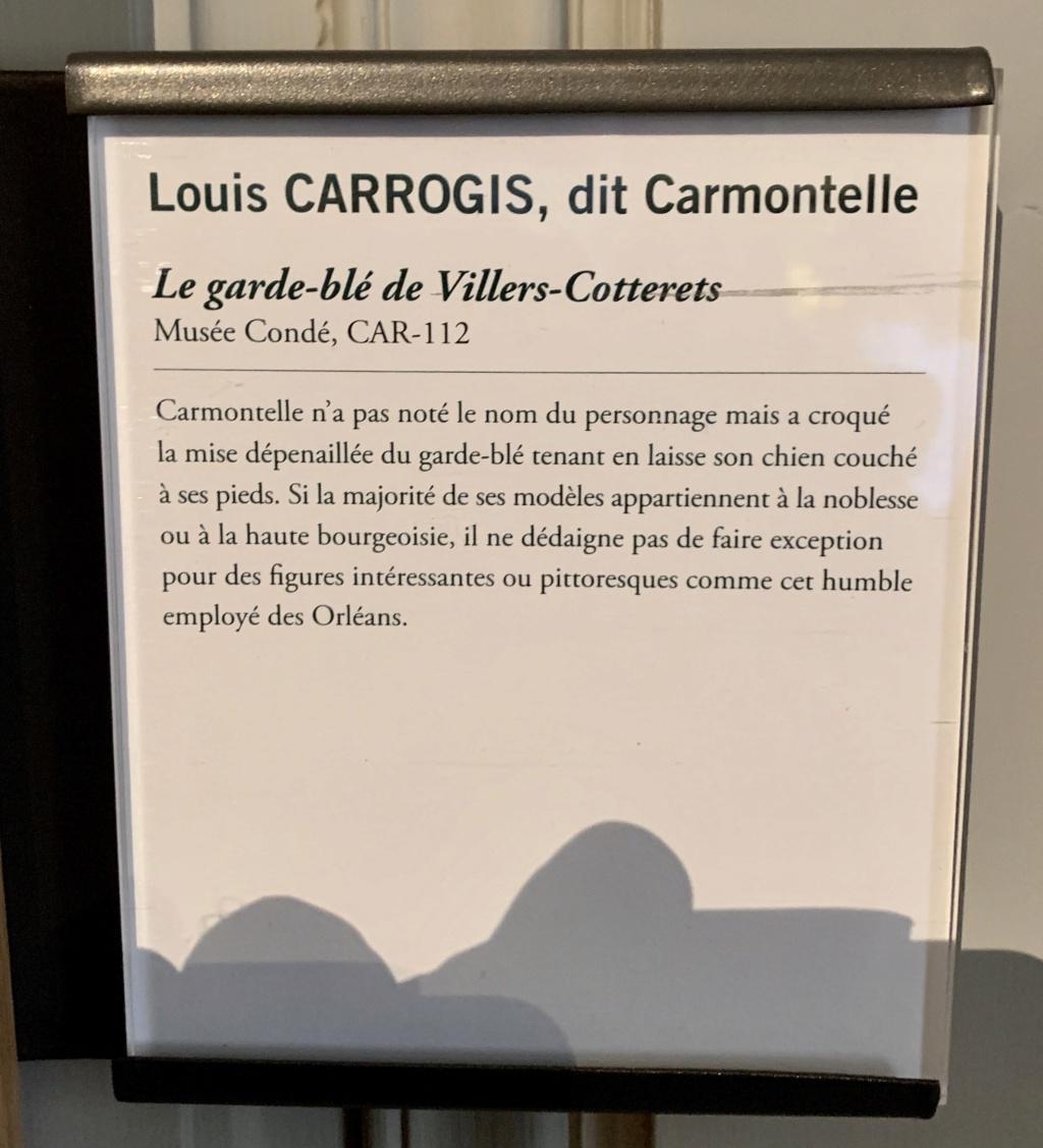 Exposition CARMONTELLE ou la douceur de vivre à Chantilly ! 9b044710