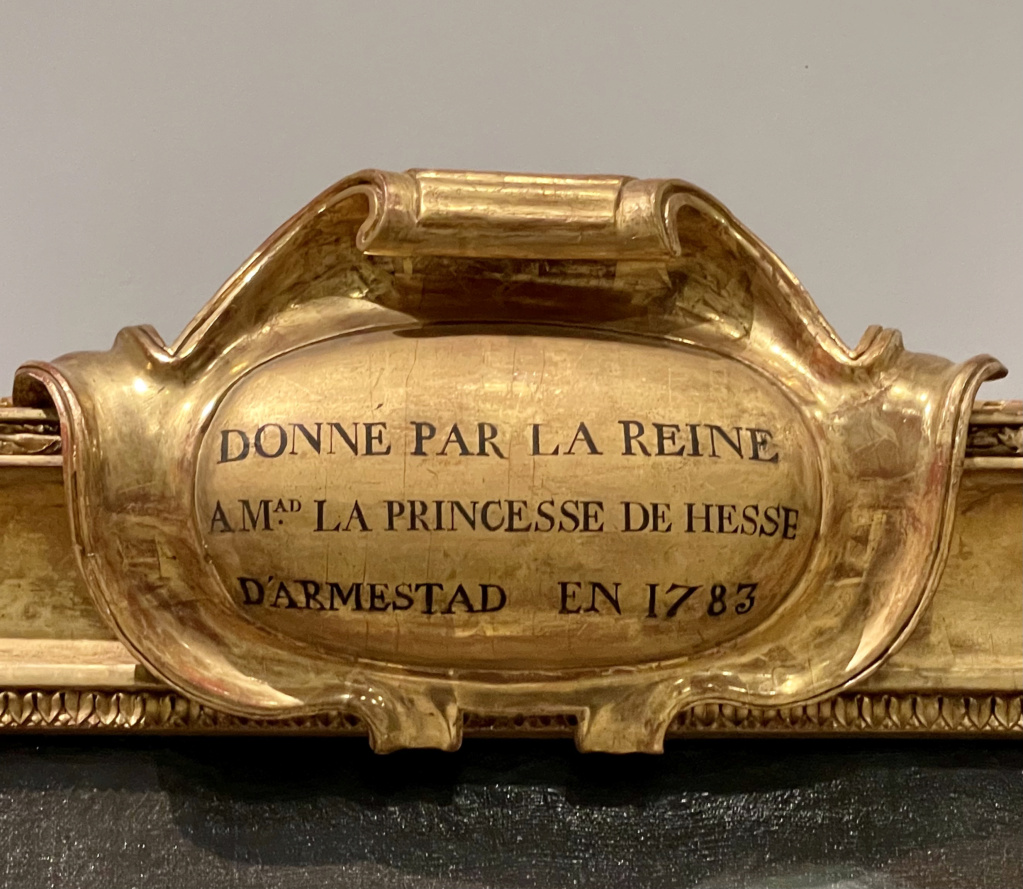 Louise-Henriette-Caroline de Hesse-Darmstadt, une amie de Marie-Antoinette - Page 2 A33fe510