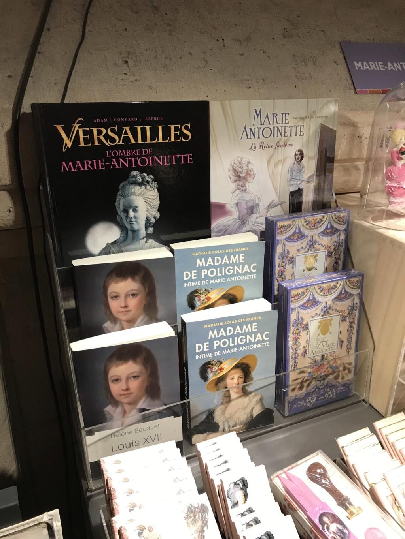 La cellule de Marie-Antoinette à la Conciergerie   - Page 6 A34f0710