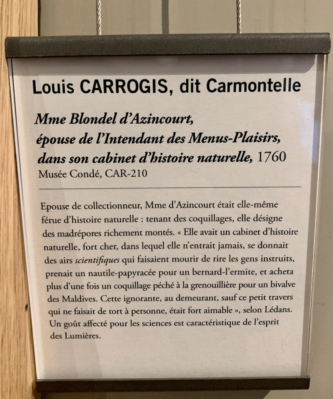 Exposition CARMONTELLE ou la douceur de vivre à Chantilly ! A41a6d10