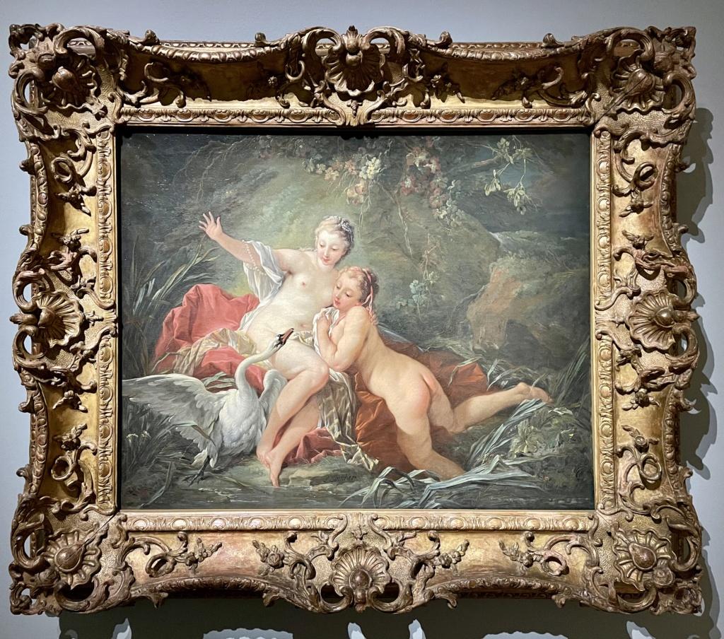 Exposition : L'Empire des sens, de François Boucher à Jean-Baptiste Greuze, au musée Cognacq-Jay A4b27610