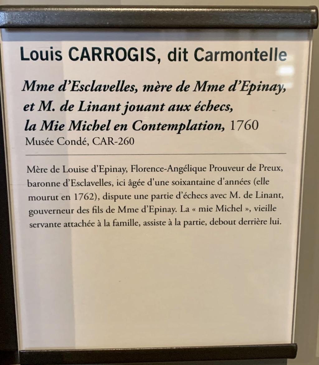 Exposition CARMONTELLE ou la douceur de vivre à Chantilly ! A67a2210