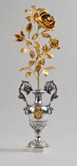 Les Roses d'or ou Roses bénites. L'exemplaire offert par le pape Clément XIV à la reine Marie-Caroline de Naples A851fc10