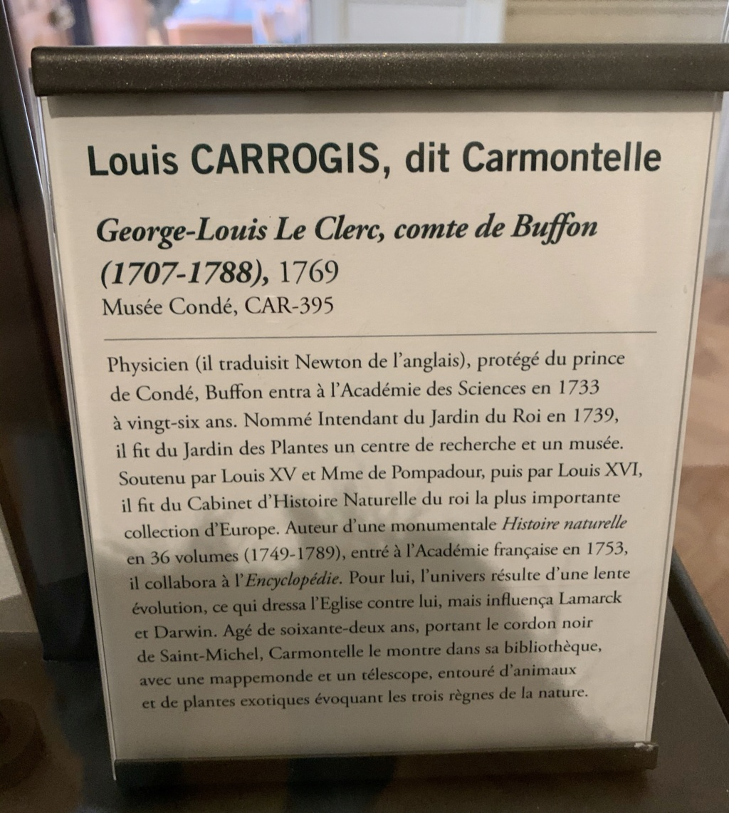 Exposition CARMONTELLE ou la douceur de vivre à Chantilly ! A9ecfe10