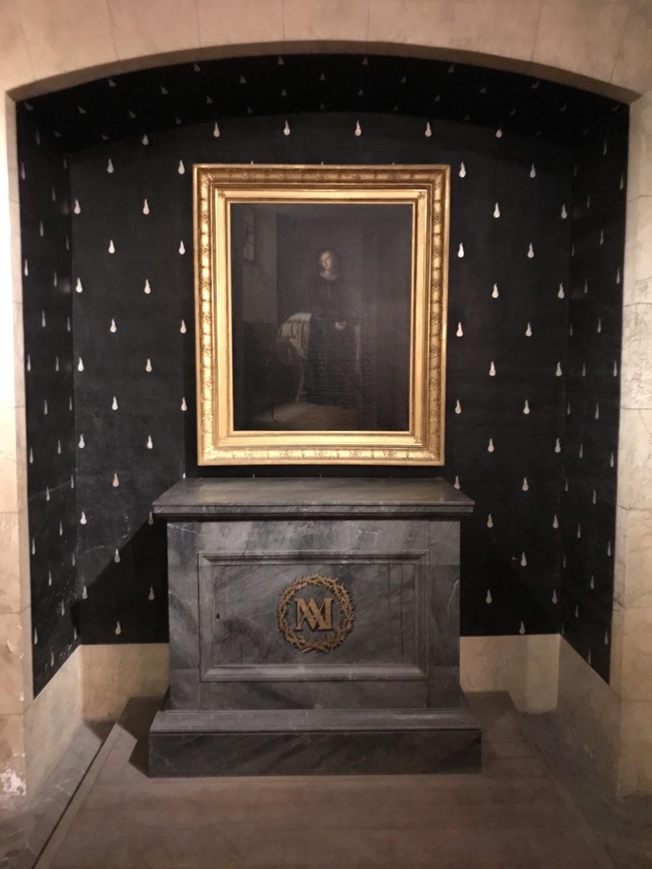 Exposition à la Conciergerie : Marie-Antoinette, métamorphoses d'une image  Ac4ff910