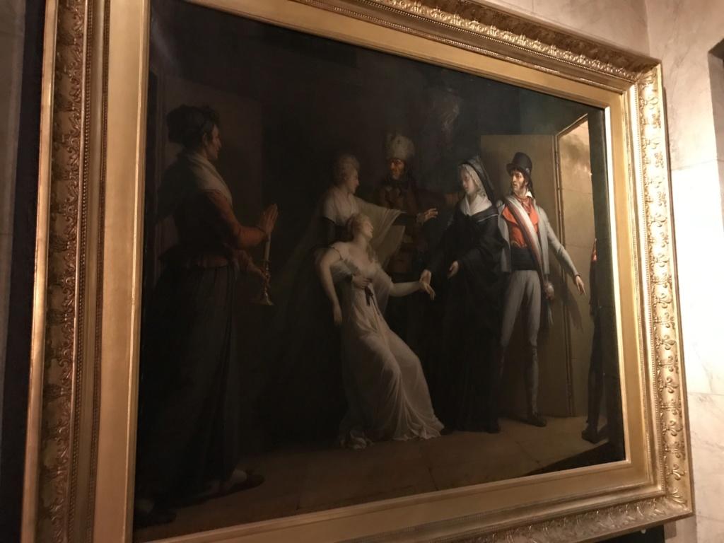 Exposition à la Conciergerie : Marie-Antoinette, métamorphoses d'une image  Af2b5510