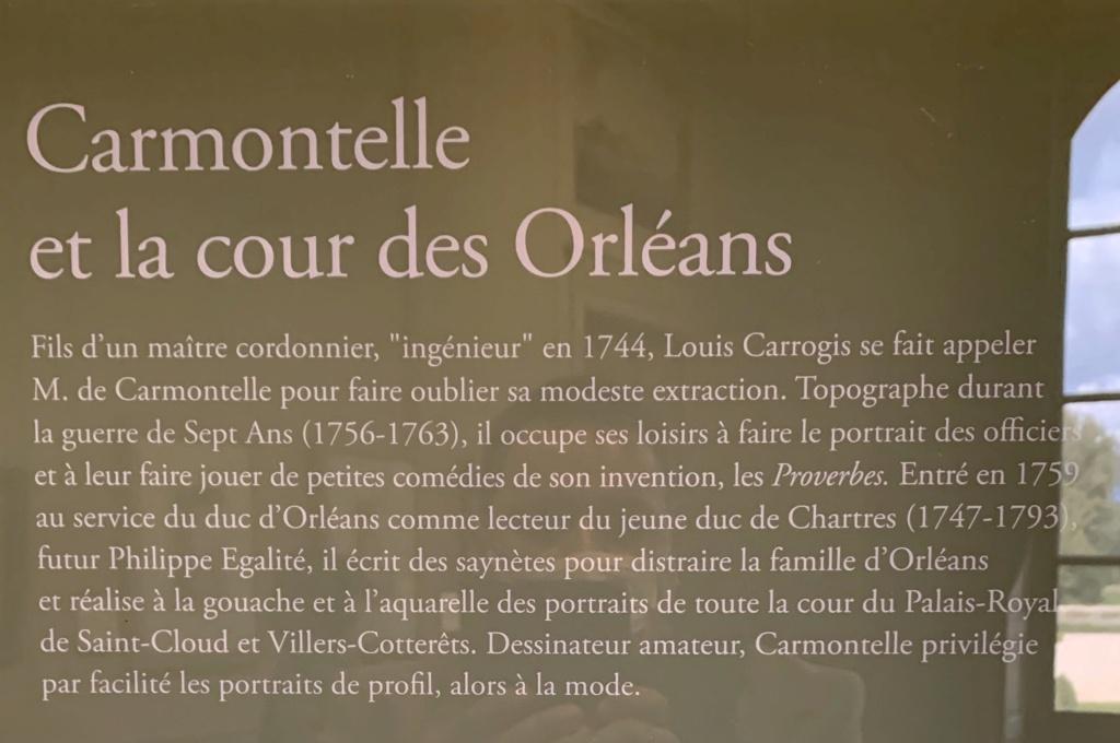 Exposition CARMONTELLE ou la douceur de vivre à Chantilly ! Af5f1410