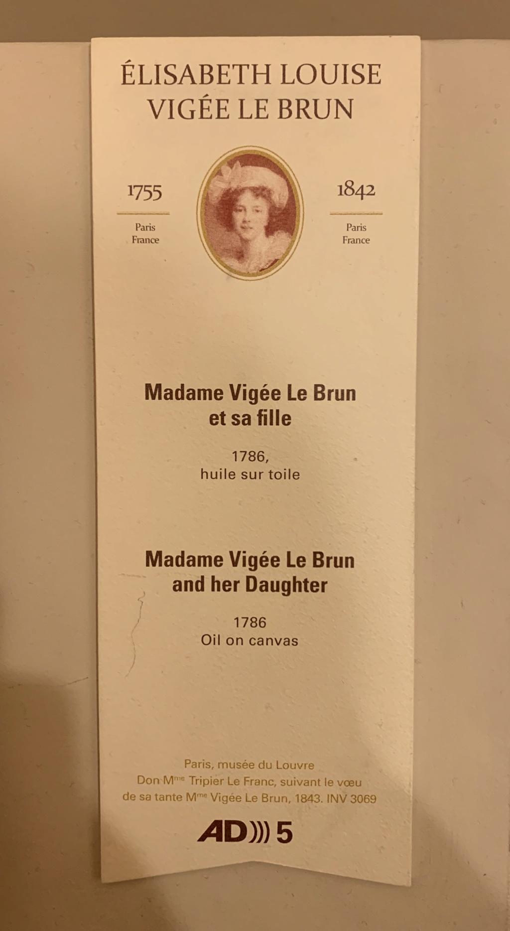 Les autoportraits de Mme Vigée Le Brun - Page 3 B10f1010