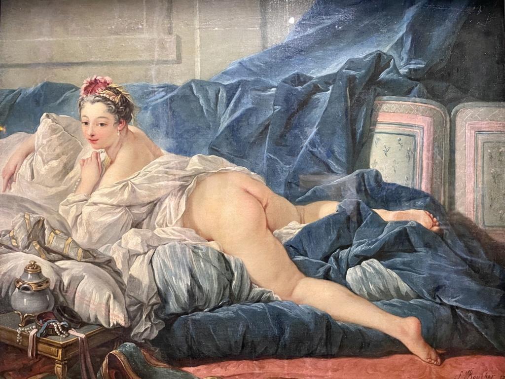 Exposition : L'Empire des sens, de François Boucher à Jean-Baptiste Greuze, au musée Cognacq-Jay B1b80f10