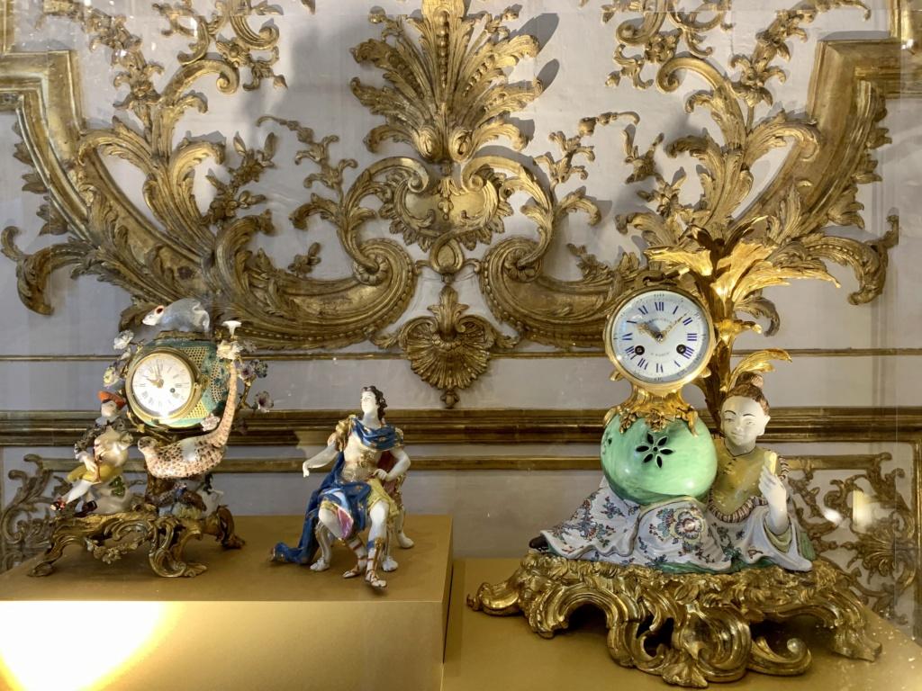 """Chantilly : Exposition """"La fabrique de l'extravagance"""", porcelaines de Meissen et de Chantilly  B3d2c010"""