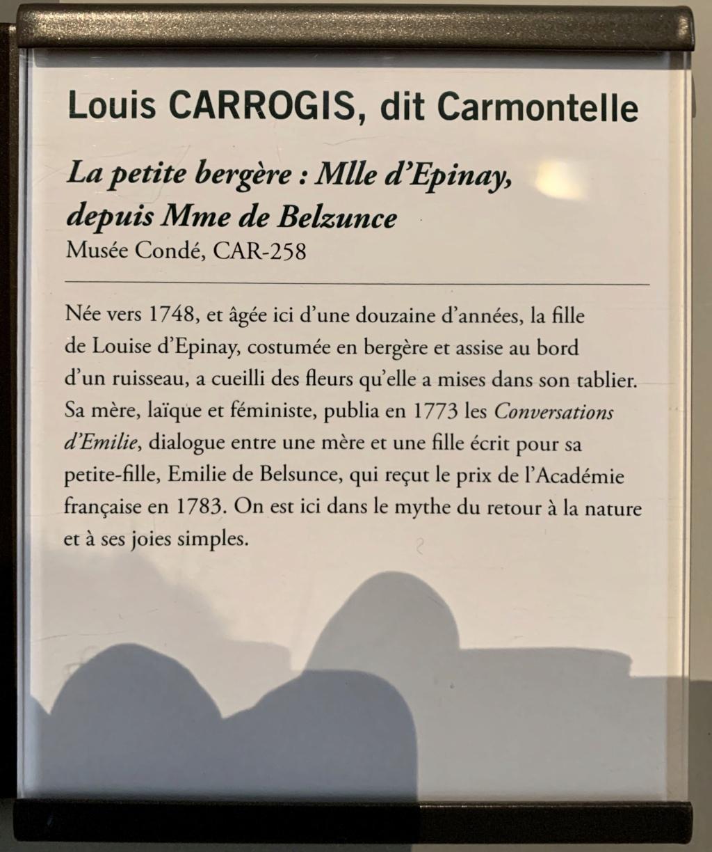 Exposition CARMONTELLE ou la douceur de vivre à Chantilly ! B58e0910