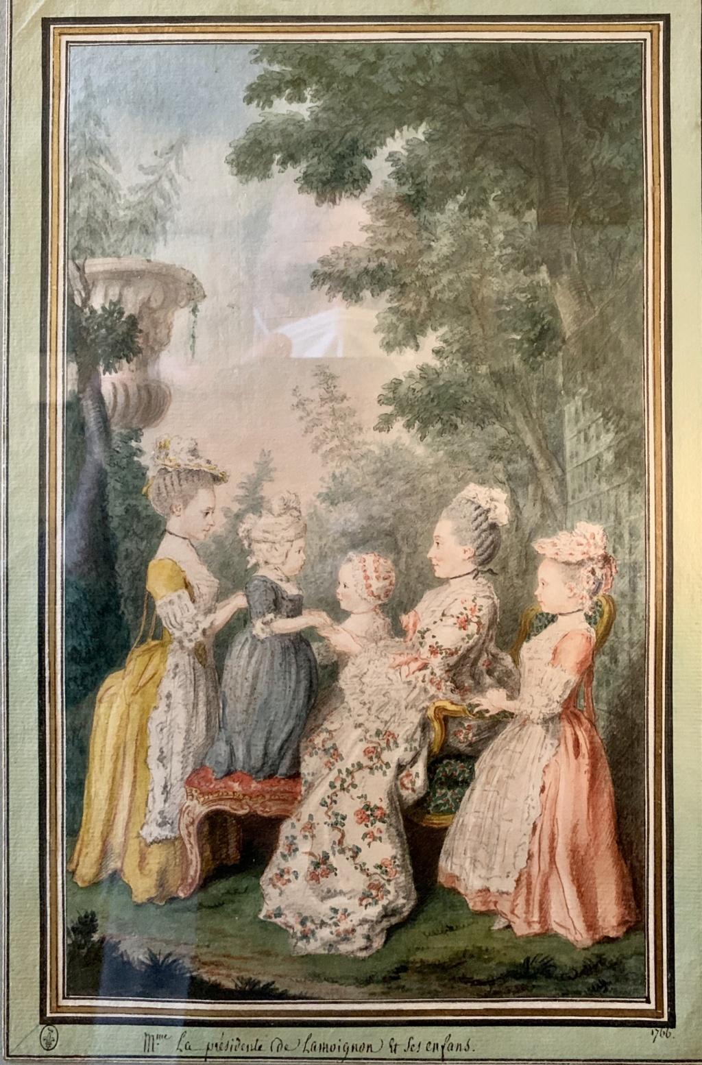 Exposition CARMONTELLE ou la douceur de vivre à Chantilly ! Bb74f010