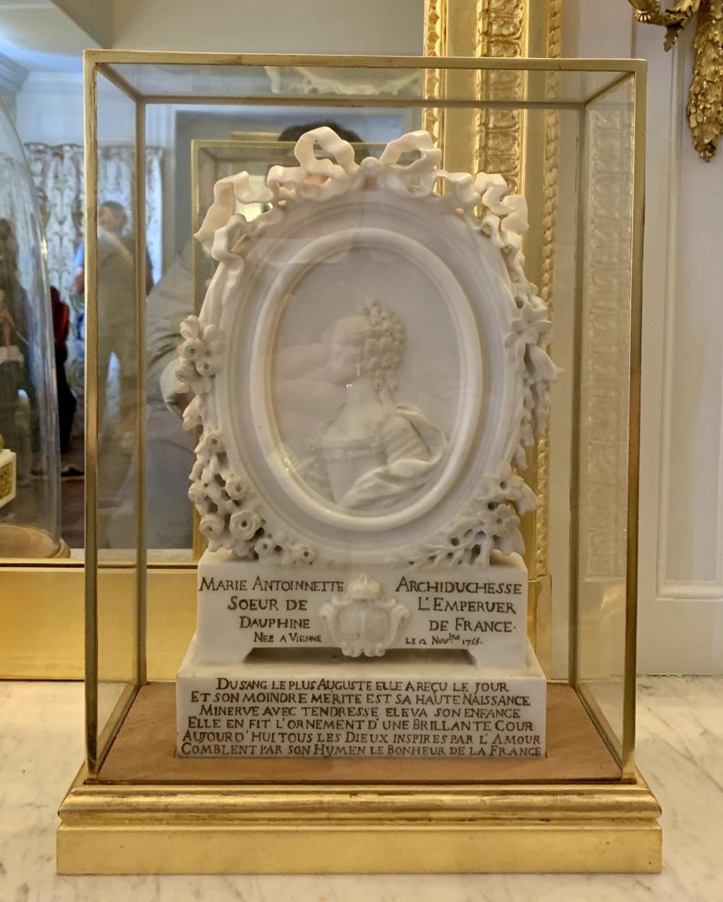 Le cabinet du Billard de Marie-Antoinette au deuxième étage Bc998810