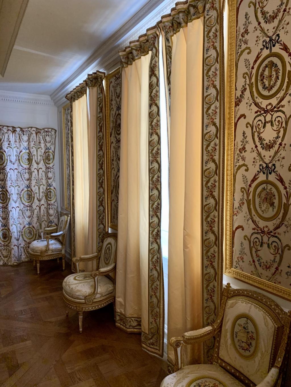 Le cabinet du Billard de Marie-Antoinette au deuxième étage C19e9610