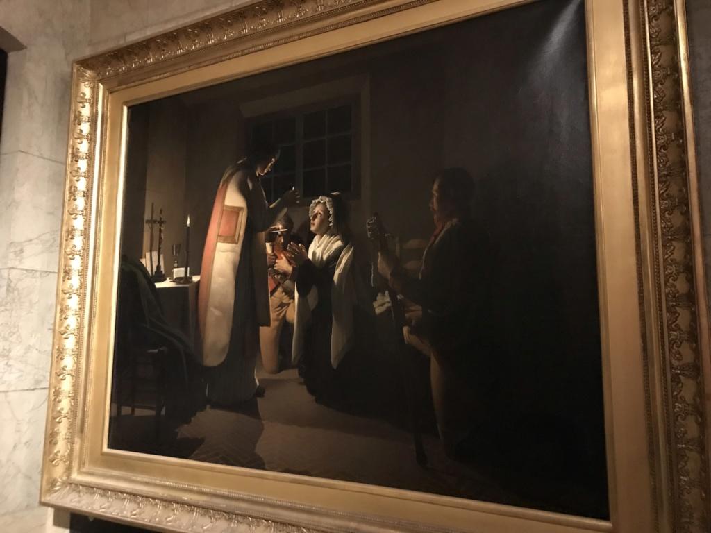 Exposition à la Conciergerie : Marie-Antoinette, métamorphoses d'une image  C3383310