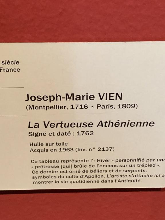 Joseph-Marie Vien, artiste peintre C413c410