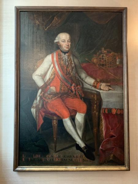 Léopold II, grand-duc de Toscane puis empereur d'Allemagne C6066910
