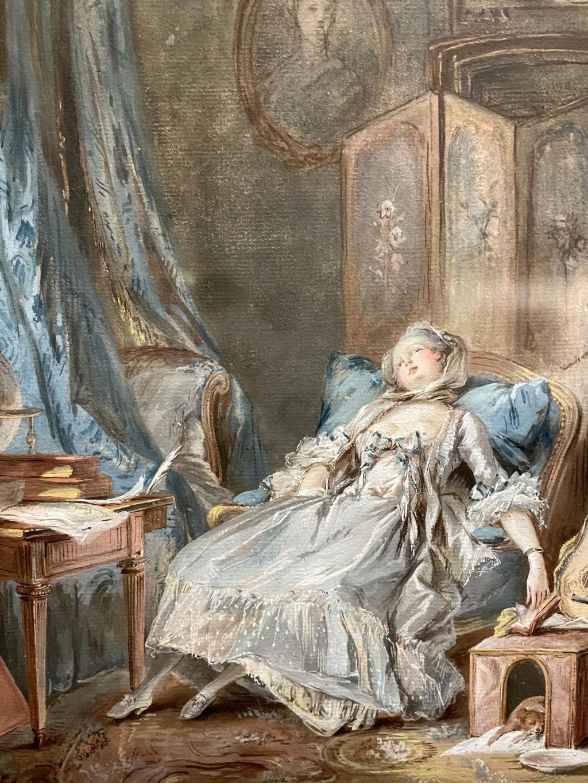 Exposition : L'Empire des sens, de François Boucher à Jean-Baptiste Greuze, au musée Cognacq-Jay C62a0310