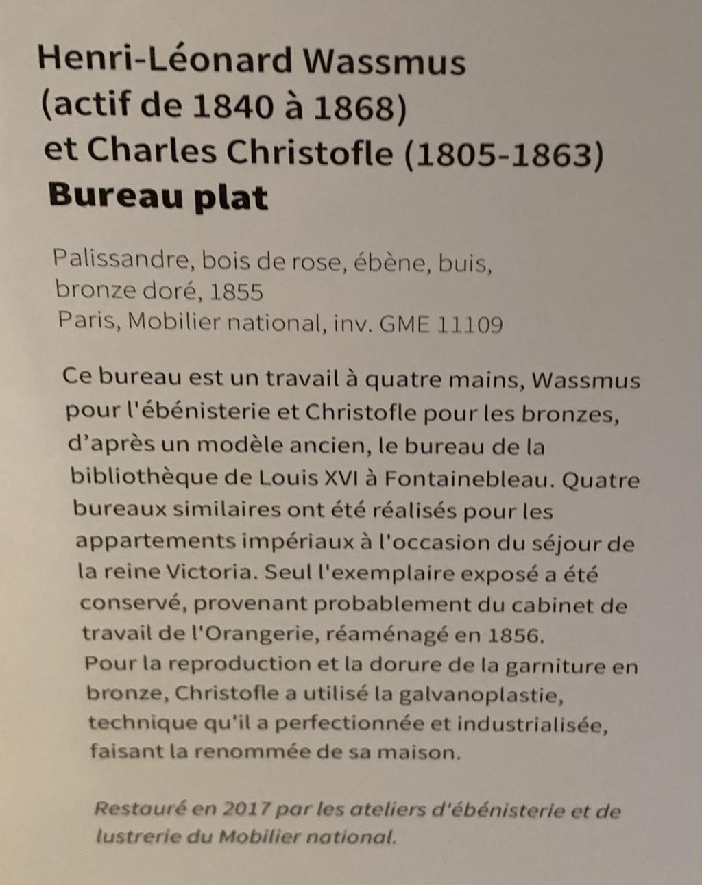 Exposition Les derniers feux du palais de Saint-Cloud  - Page 2 Ca101210