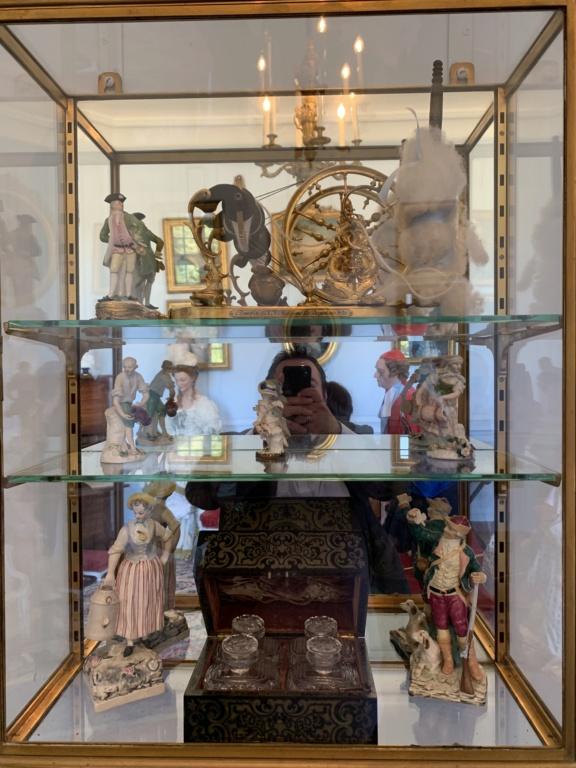Un rouet ayant appartenu à Marie-Antoinette ? Les rouets au XVIIIe siècle Cb012510