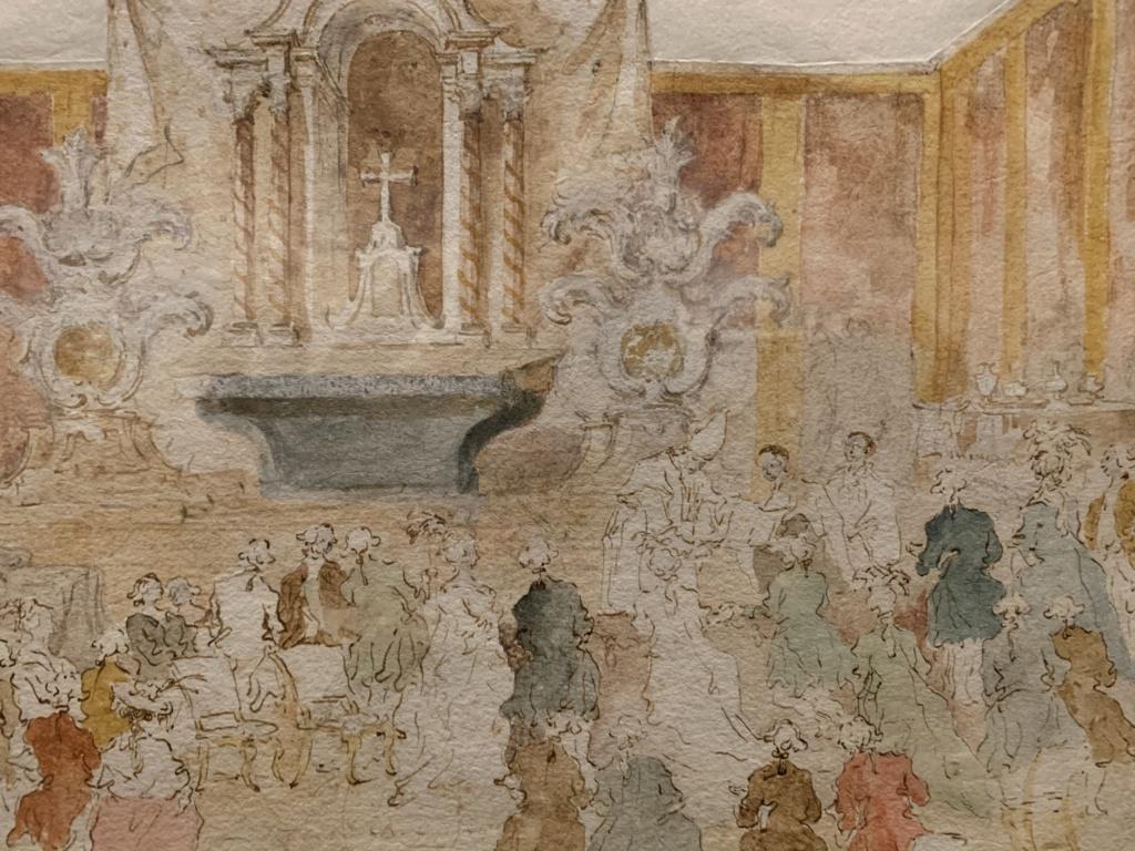 Le mariage d'Armand et Idalie de Polignac Cb09ab10