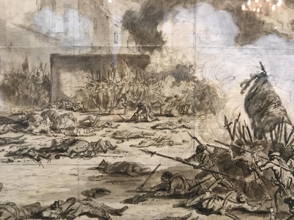 Expo Cognacq Jay : Génération en Révolution - Dessins français du musée Fabre Cd28bf10