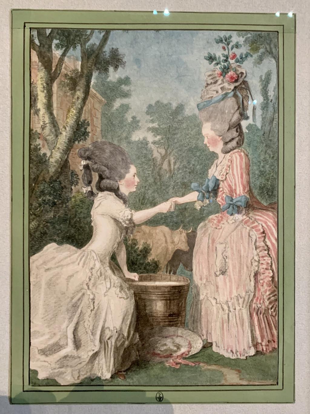 Exposition CARMONTELLE ou la douceur de vivre à Chantilly ! Cf467b10