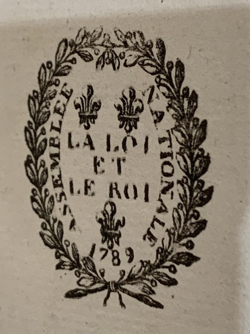 Les 5 et 6 octobre 1789 - Page 8 D0d10d10