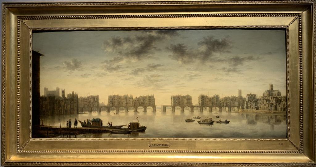 Londres au XVIIIe siècle D2223110