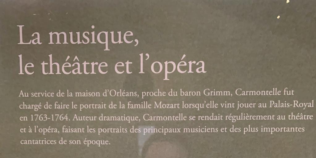 Exposition CARMONTELLE ou la douceur de vivre à Chantilly ! D3873510