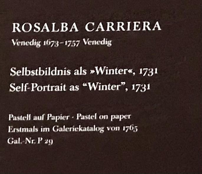 Rosalba Carriera, pastelliste vénitienne D726e310