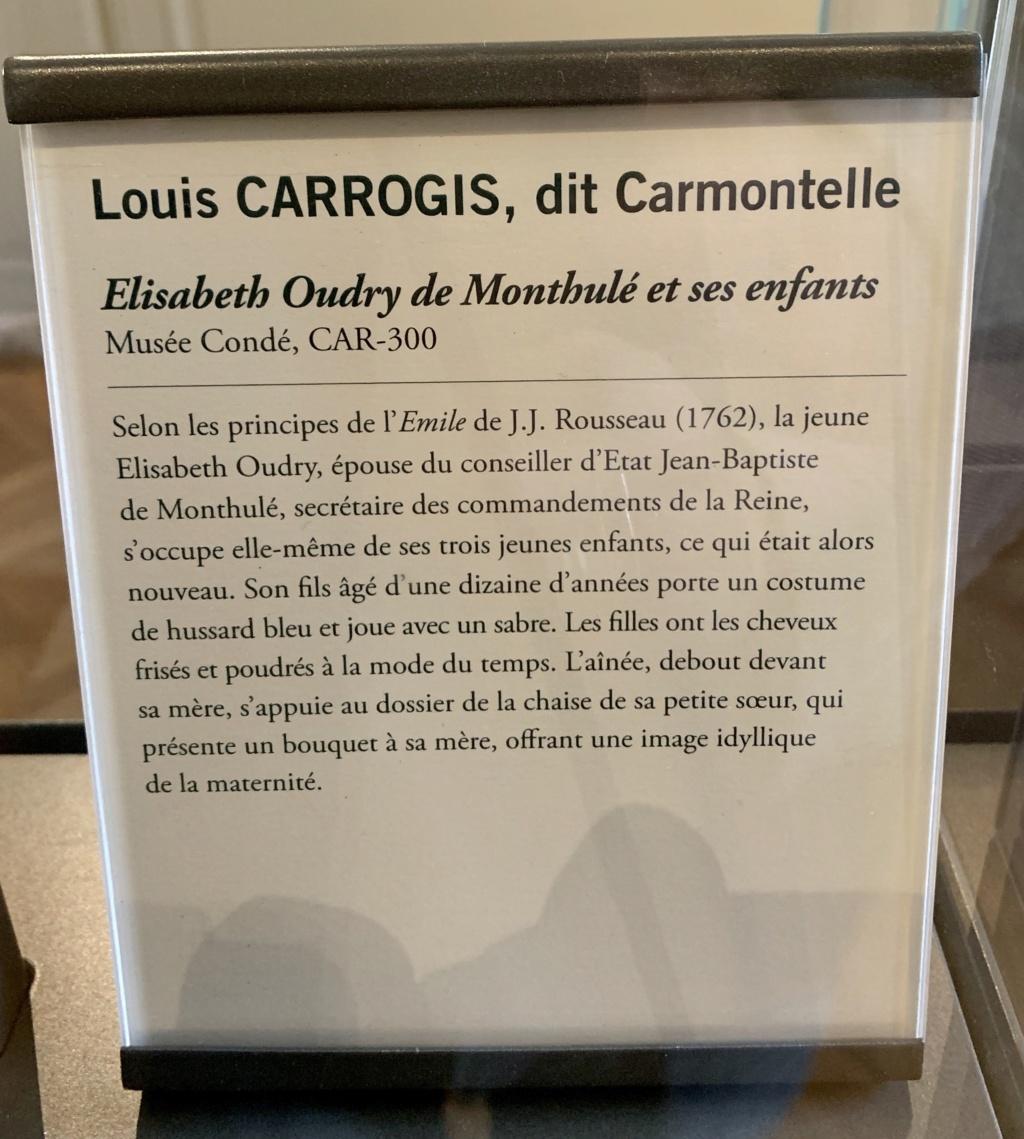 Exposition CARMONTELLE ou la douceur de vivre à Chantilly ! De7e6210