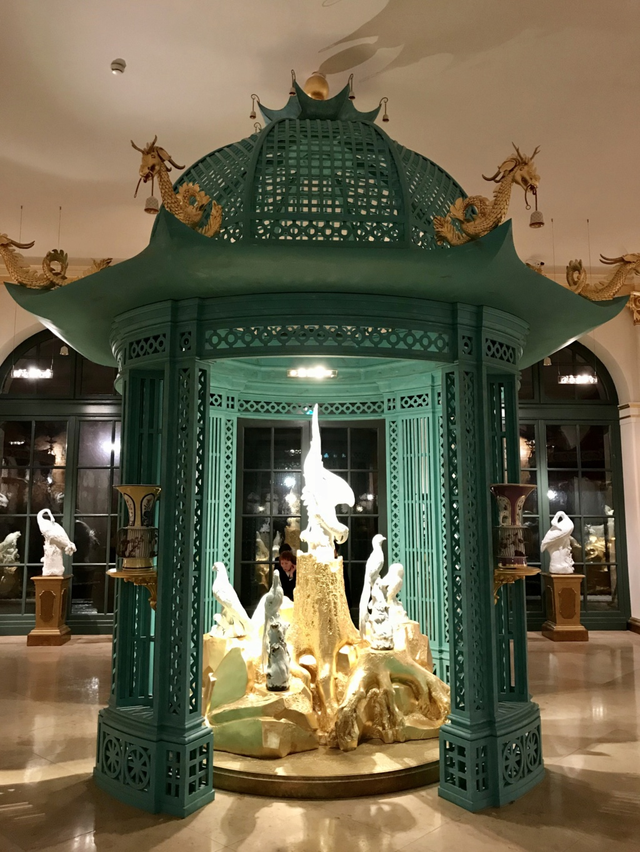 """Chantilly : Exposition """"La fabrique de l'extravagance"""", porcelaines de Meissen et de Chantilly  E287c710"""