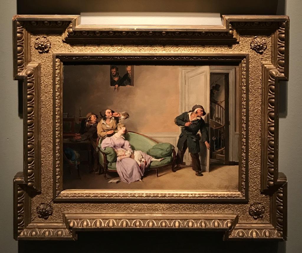 Louis-Léopold Boilly : peintre de la société parisienne de Louis XVI à Louis-Philippe E504d510