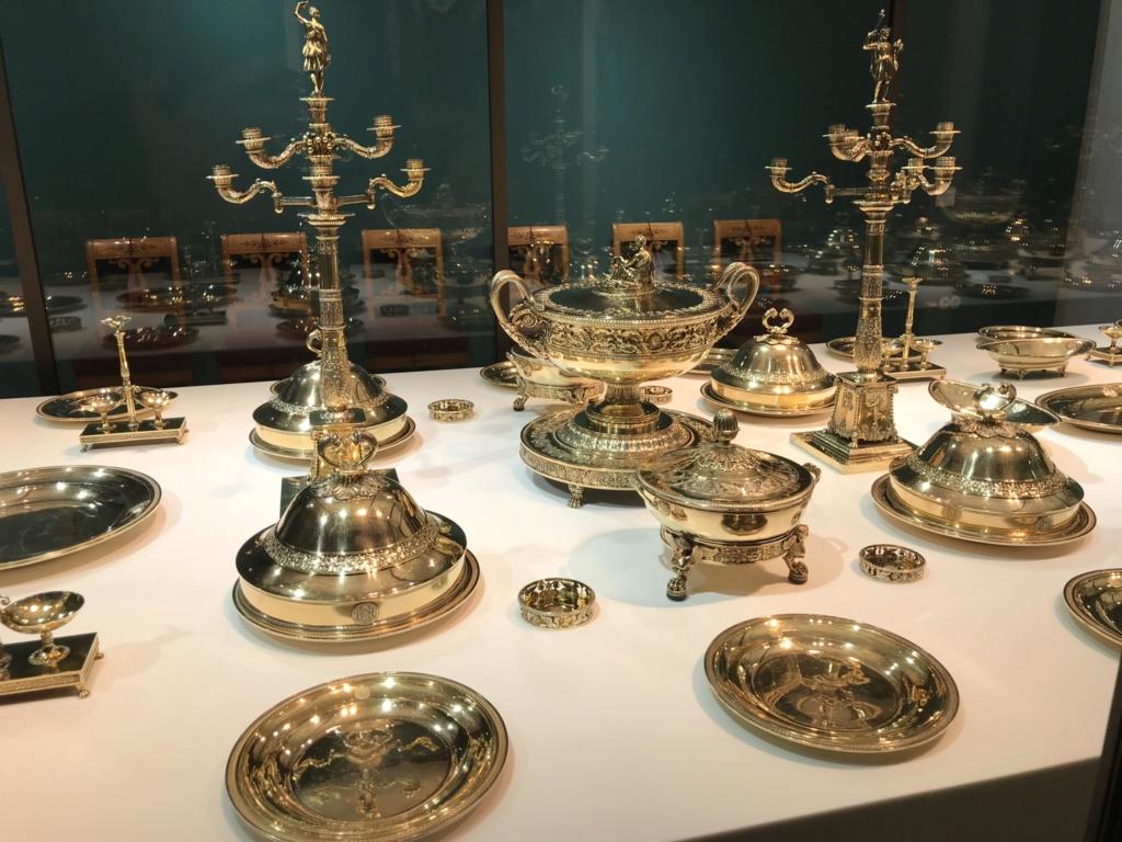 MAD expo : Dessiner l'or et l'argent, Odiot orfèvre E6910210