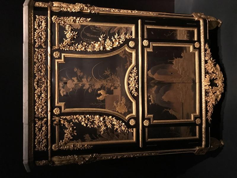 Chinoiseries et meubles de Marie-Antoinette : par Weisweiler, Macret et Riesener - Page 2 E6a69810