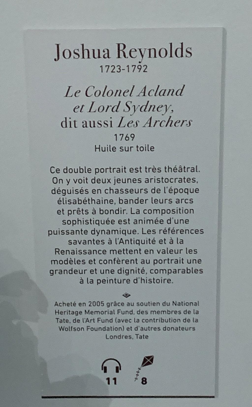 """Exposition Musée du Luxembourg : """"L'âge d'or de la peinture anglaise"""", de Reynolds à Turner Eaad3c10"""