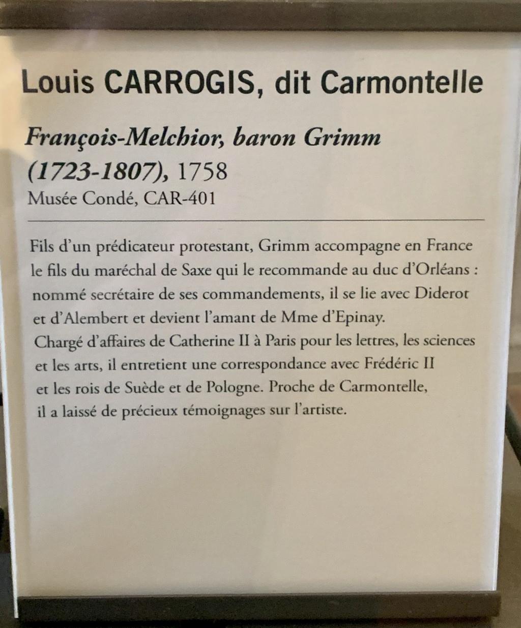 Exposition CARMONTELLE ou la douceur de vivre à Chantilly ! F0541d10