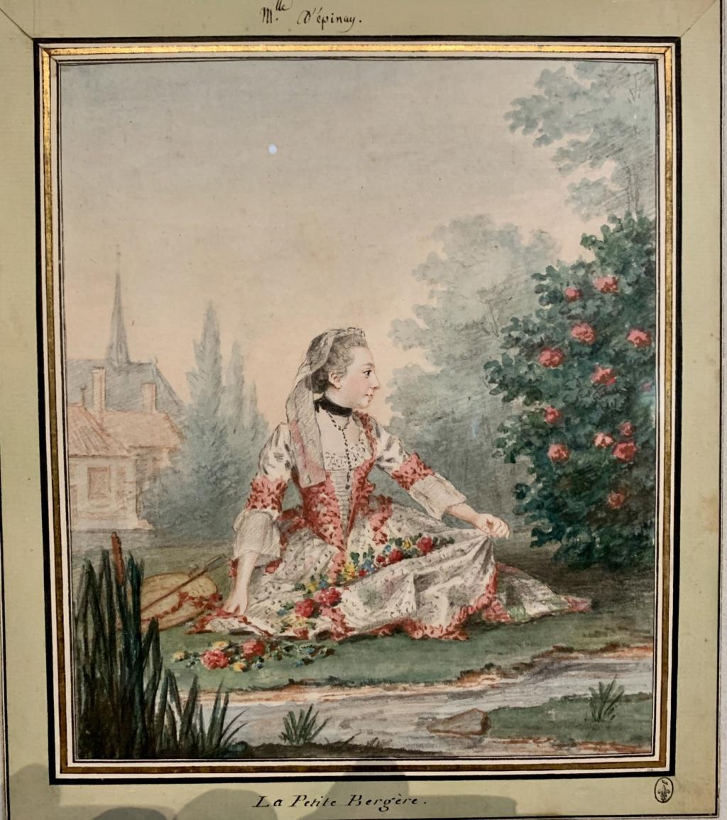 Exposition CARMONTELLE ou la douceur de vivre à Chantilly ! F6ce8f10