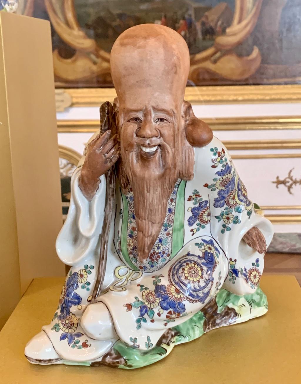 """Chantilly : Exposition """"La fabrique de l'extravagance"""", porcelaines de Meissen et de Chantilly  F7c61d10"""