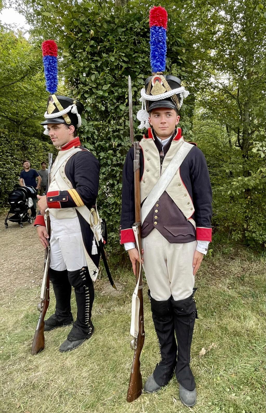Les 11 et 12 septembre 2021 :  Napoléon à Versailles Fb69a210