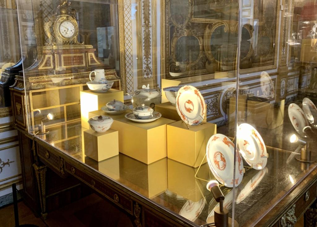 """Chantilly : Exposition """"La fabrique de l'extravagance"""", porcelaines de Meissen et de Chantilly  Feca0610"""