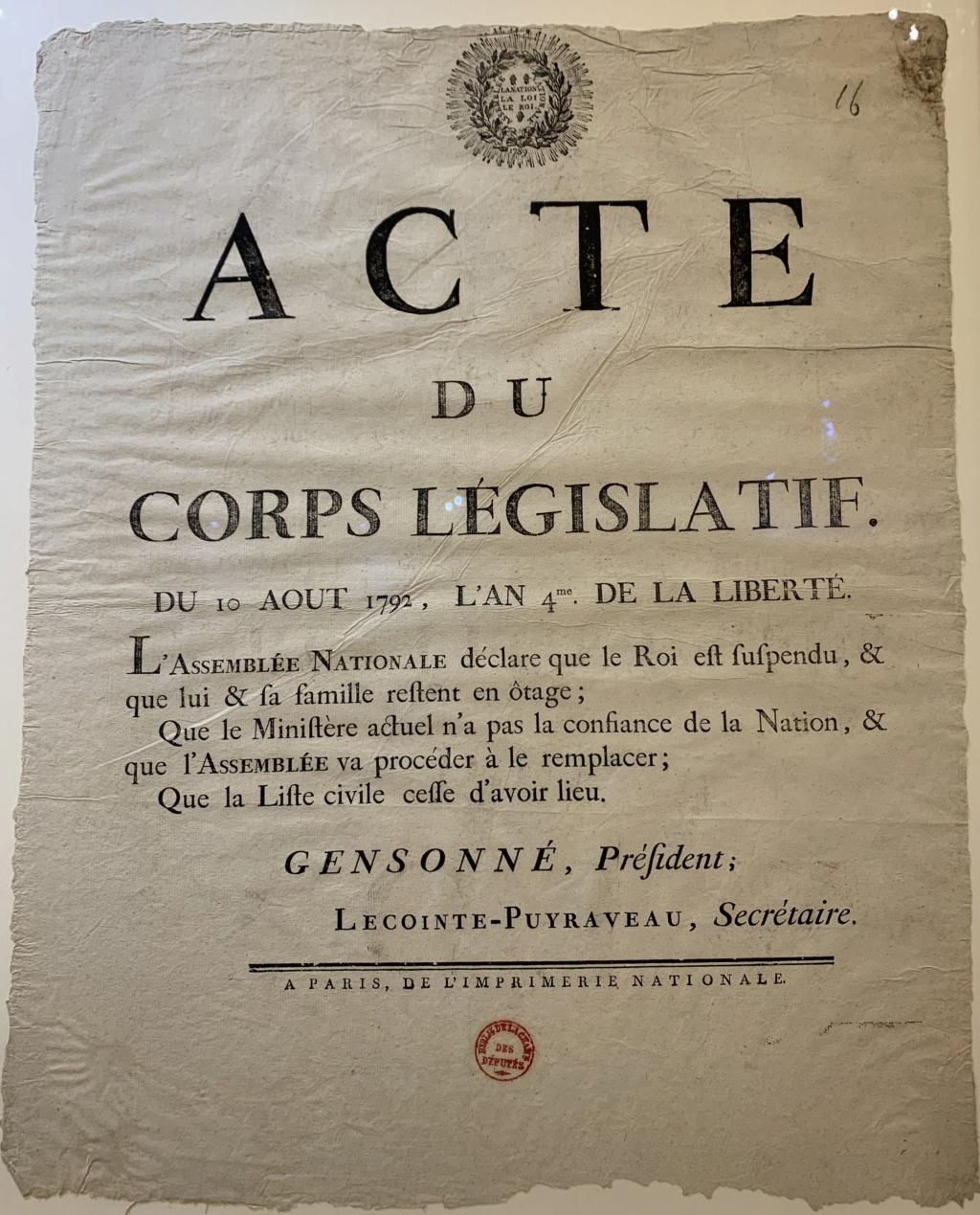 Le 10 août 1792, la prise des Tuileries - Page 3 Ff0fb110