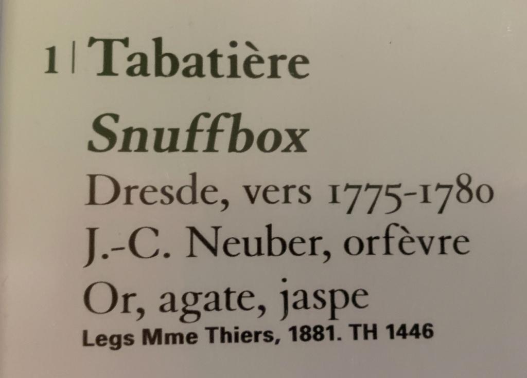 Neuber, orfèvre de la Cour de Saxe Img_3131