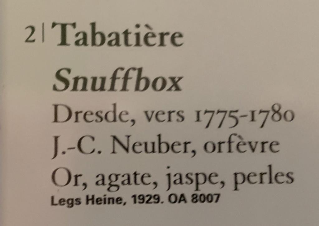 Neuber, orfèvre de la Cour de Saxe Img_3134